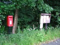 Thrushwood board and box